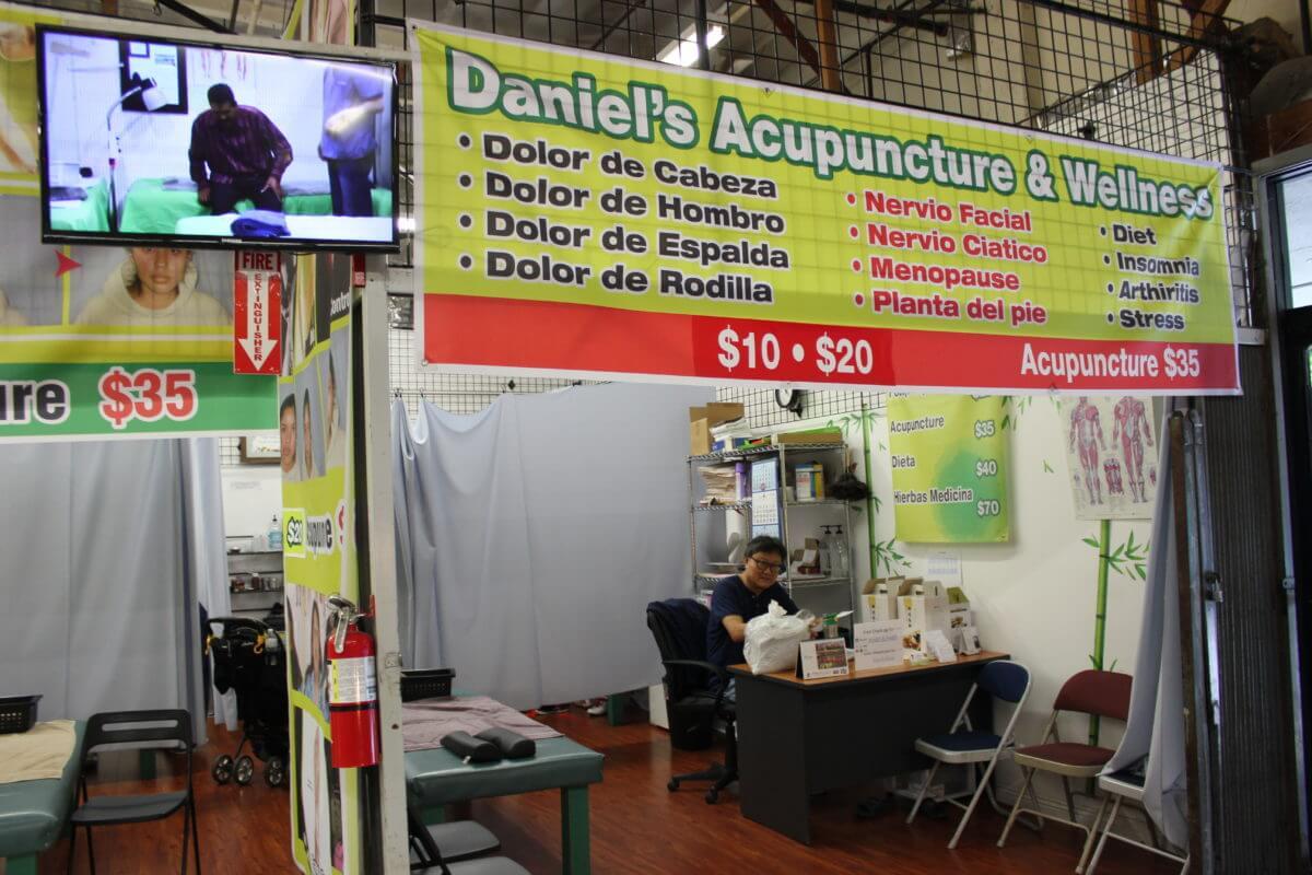 I 40 Daniel 39 S Acupuncture The Anaheim Indoor Marketplace